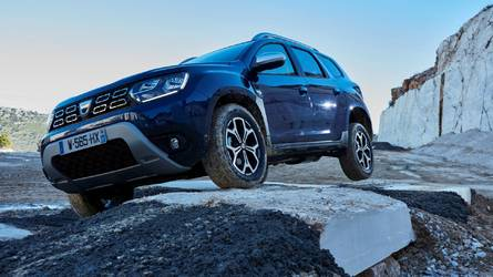2018 Dacia Duster Detailed In Nearly 300 Images, New Videos