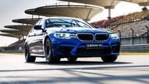 2018 BMW M5 - Shanghai International Circuit
