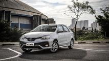 Toyota Etios Hatch 2018