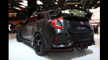 Paris: novo Civic Type R mostra sua musculatura pela primeira vez no Salão