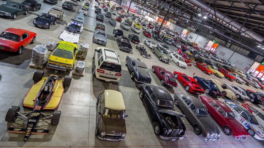 Confiscated car collection makes $54 million at auction