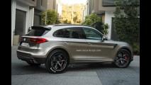 Alfa Romeo: inédito SUV italiano poderá se chamar Stelvio
