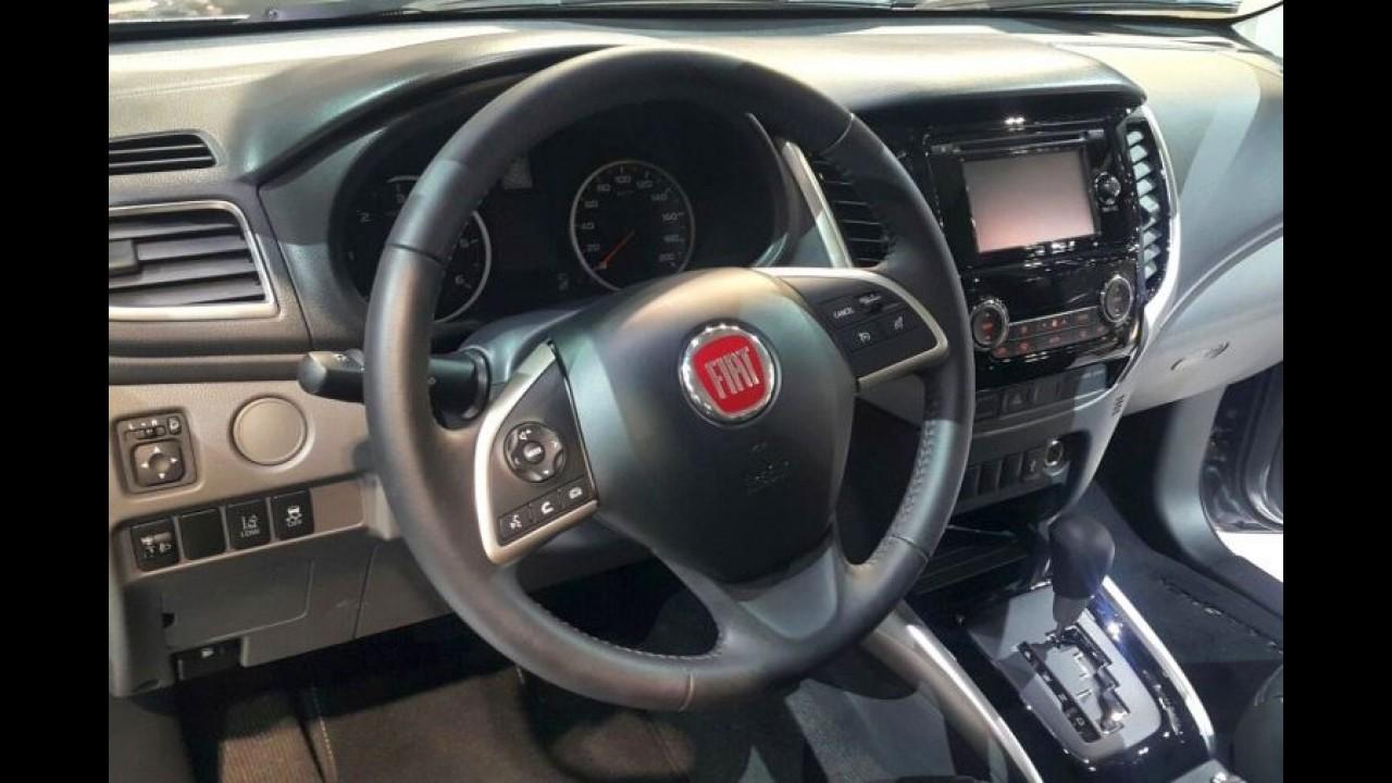 """Salão de Dubai: veja detalhes da nova picape Fullback, a """"L200 da Fiat"""""""
