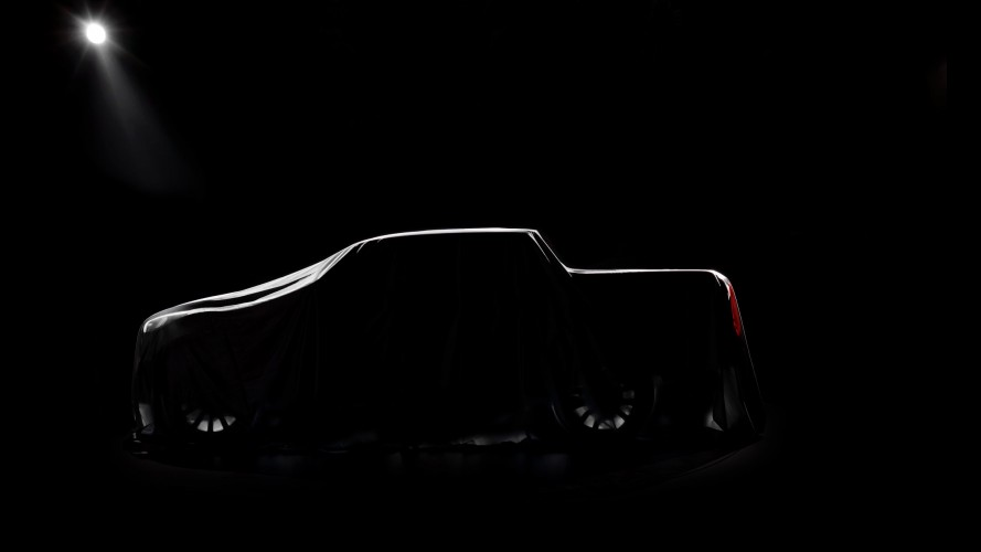Mercedes GLT Concept: inédita picape média de luxo ganha novo teaser