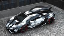 Jon Olsson Lamborghini Huracan