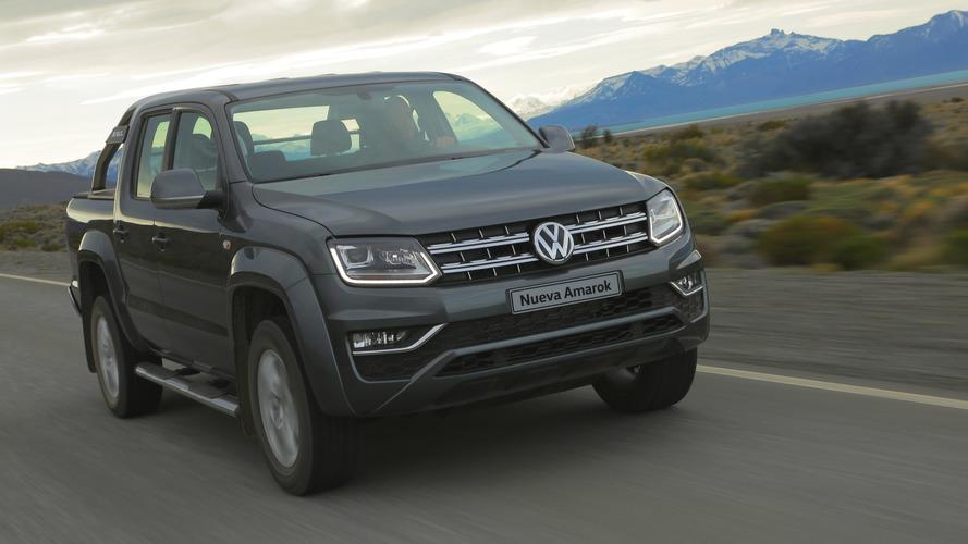 Nova Volkswagen Amarok 2017