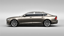 China-built 2017 Volvo S90