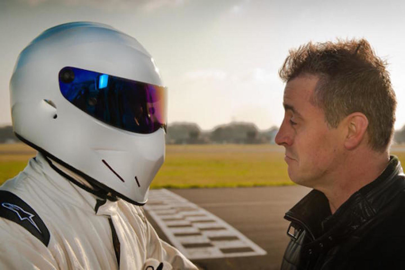 Matt LeBlanc, 2017'de Top Gear'da