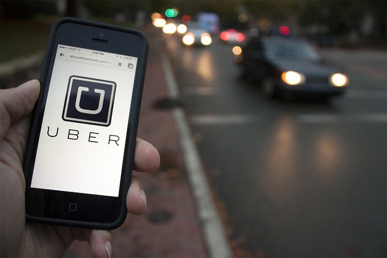Uber trafikteki sürücülerin dikkatini çekmek için drone'ları kullanıyor