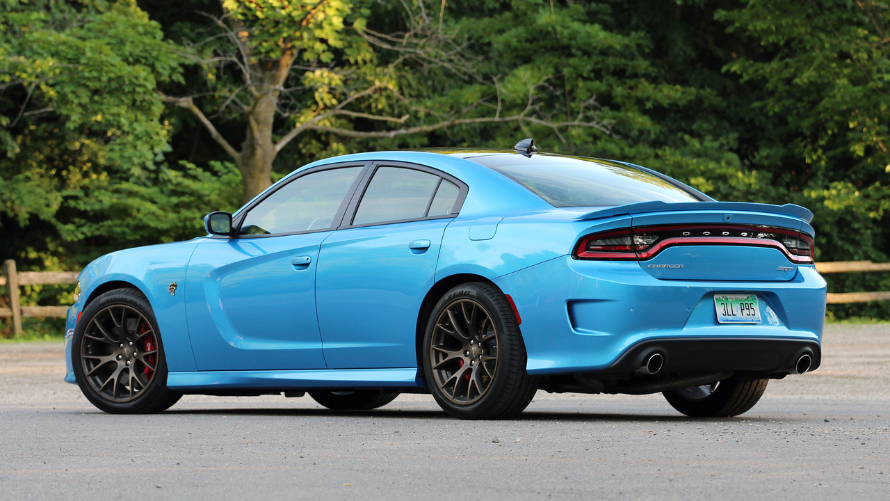 Dodge Charger Hellcat Price >> Review: 2016 Dodge Charger SRT Hellcat