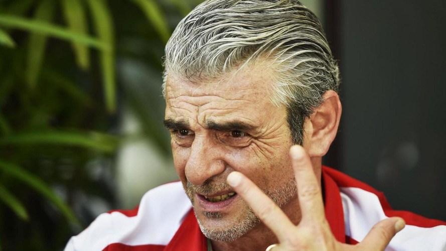 Arm surgery for Arrivabene before Barcelona