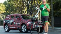 Skoda Kodiaq, Tour de France'da
