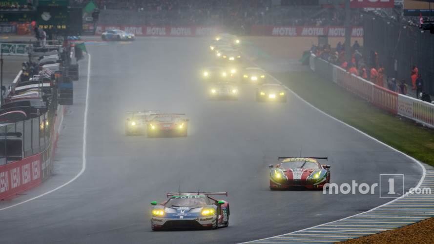 No BoP penalties for Ford nor Ferrari despite Le Mans dominance