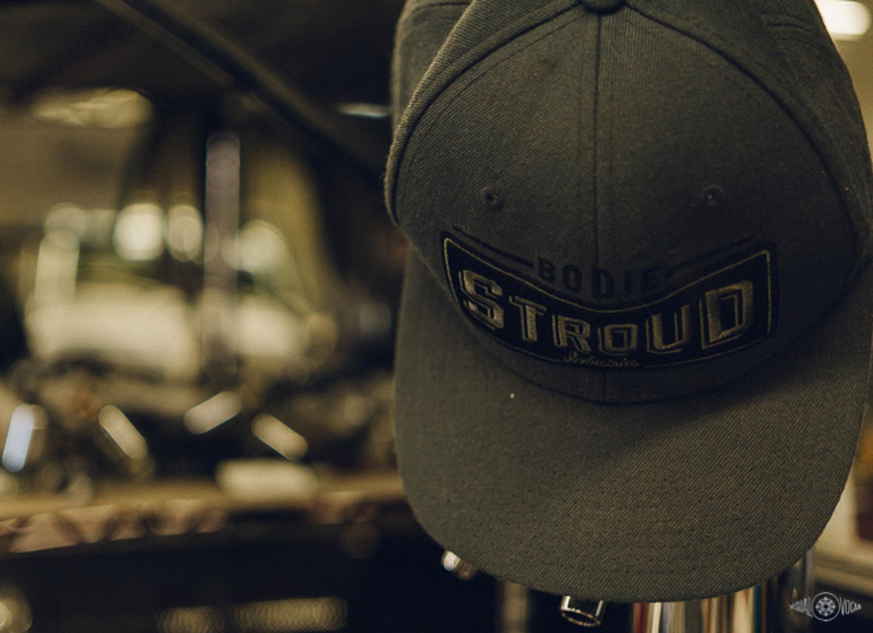 Inside Bodie Stroud Industries: A Taste is All You Need