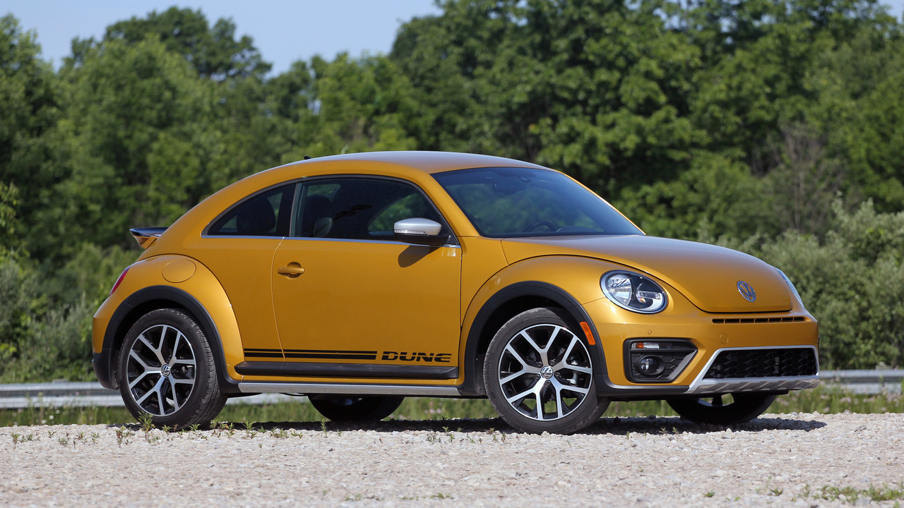 2016 Volkswagen Beetle Dune: Review
