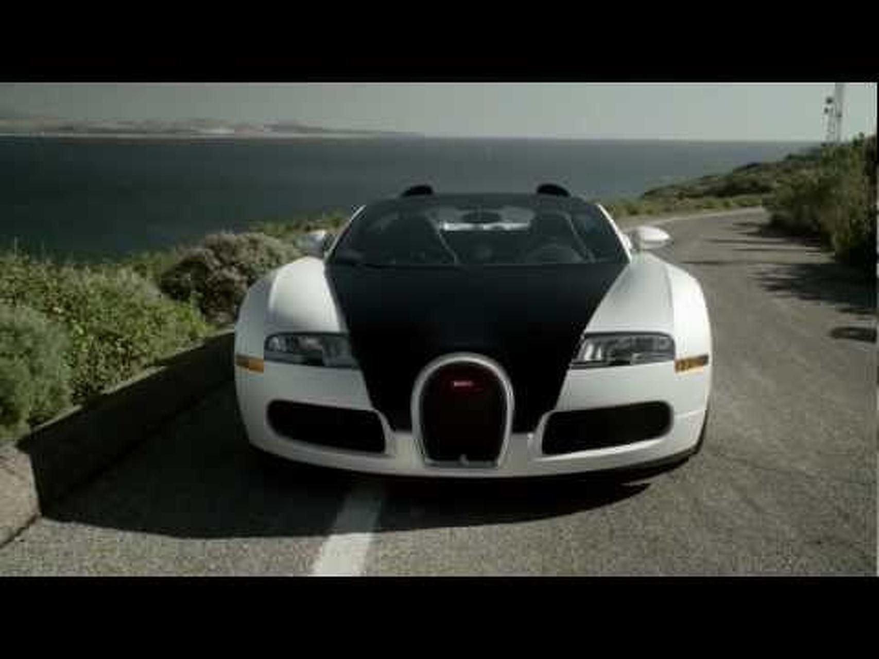 Bugatti Veyron Grand Sport | Open Roof