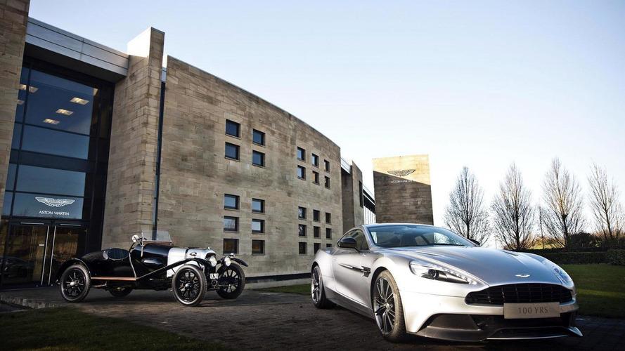Aston Martin Century plans announced