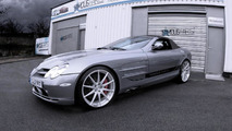 Mercedes McLaren SLR Roadster by Famous Parts