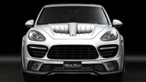 Wald International Porsche Cayenne Turbo Black Bison Edition 29.10.2013