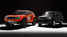 Land Rover and Bowler sign new partnership, announce the EXR S