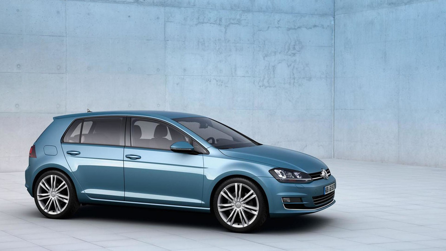 Volkswagen Golf VII priced from 16,330 pounds (UK)