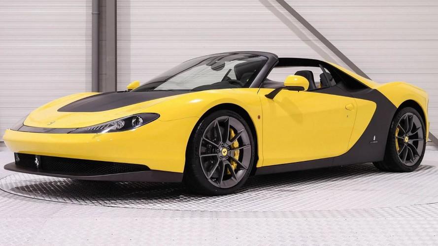 Rare Ferrari Sergio Costs An Unbelievable $5 Million
