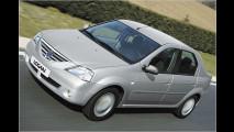 Dacia Logan hübscher