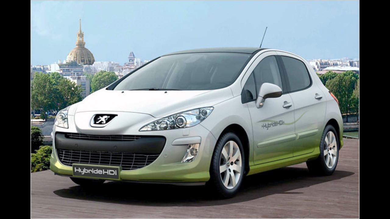 Peugeot HybridHDi
