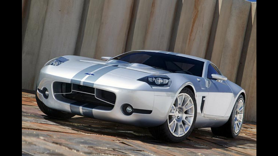 Ford Shelby GR-1: Supersportler als Performance-Künstler