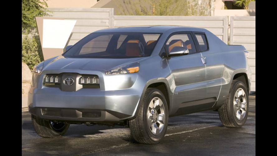 Moderner, kompakter Pick-up: Toyota zeigt die Studie A-BAT
