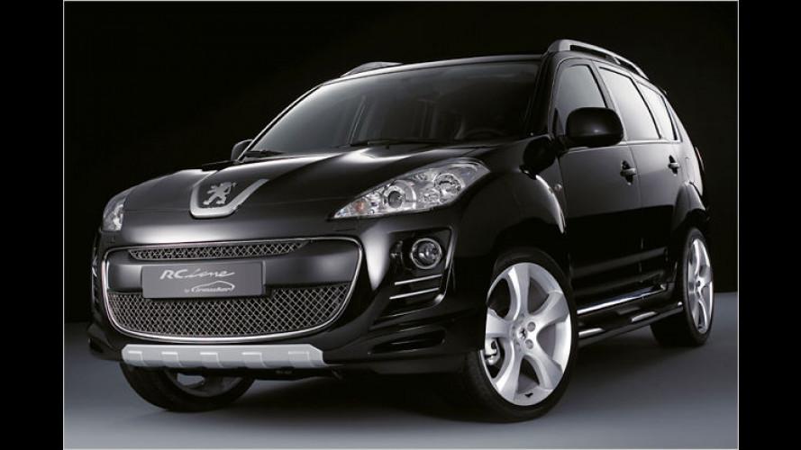 Exklusives SUV: Der Peugeot 4007 RC Line by Irmscher