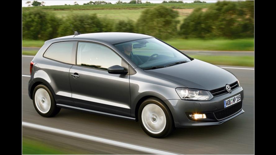 Europas Nummer Eins: Der VW Polo ist Auto des Jahres 2010