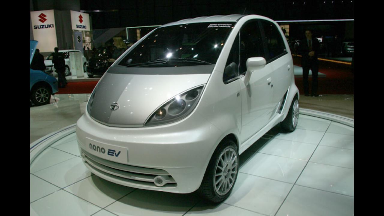 Tata Nano EV