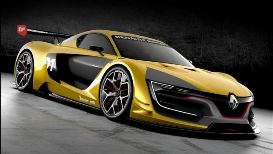 Renault Sport R.S. 01, sotto il vestito 500 CV