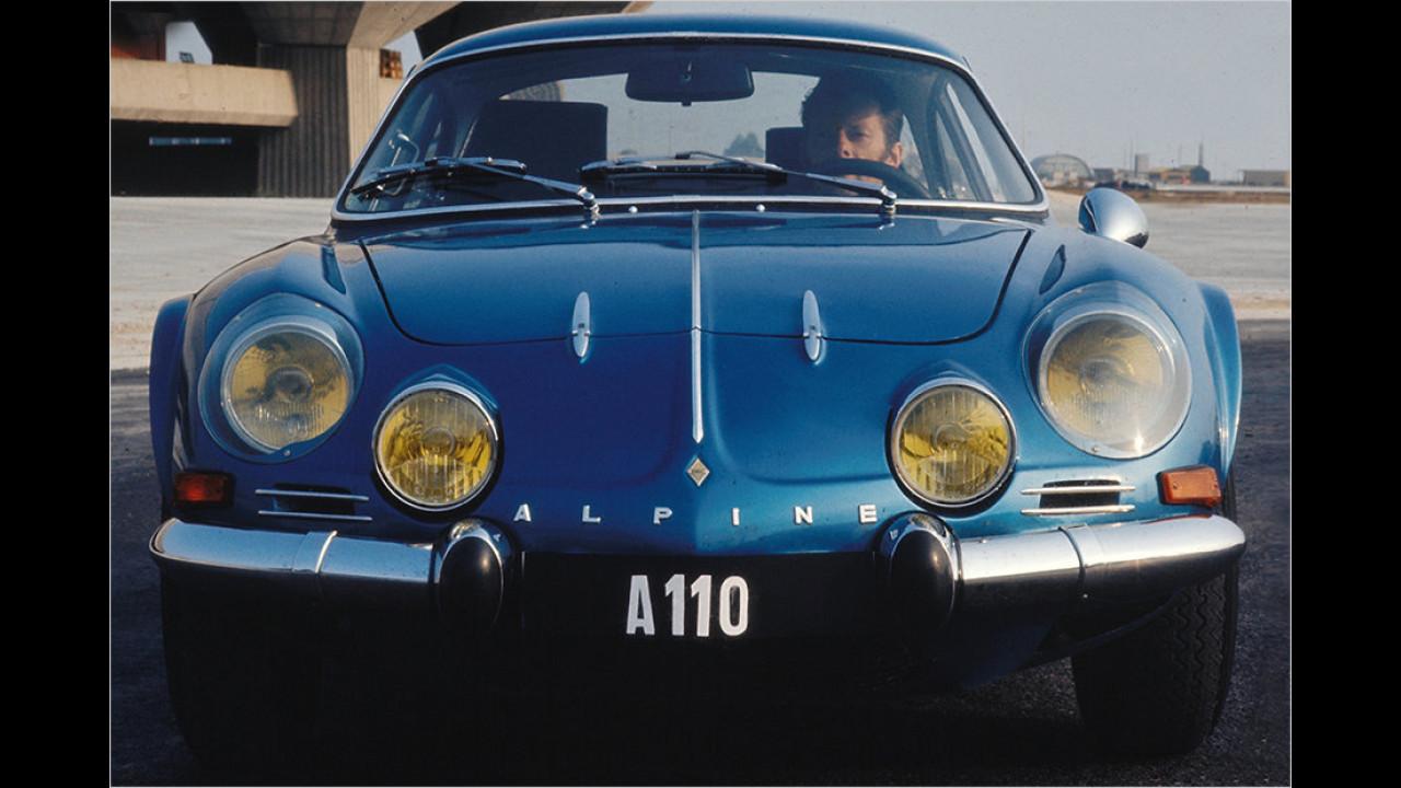 Die Ikone: A110 Berlinette