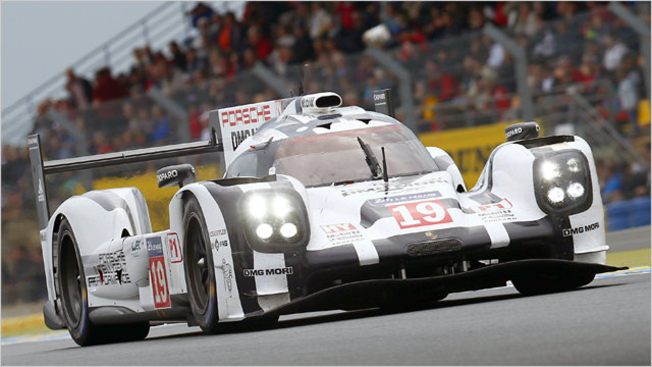 24 Stunden von Le Mans