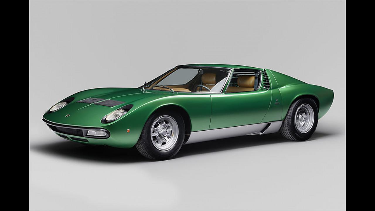 Lamborghini Miura (1966)