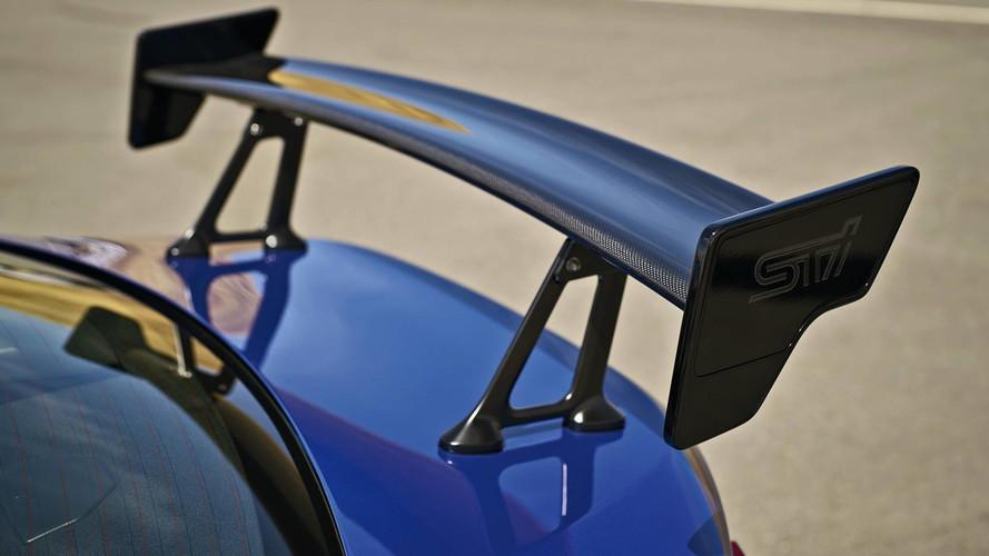 Subaru BRZ STI Teased Ahead Of June 8 Reveal