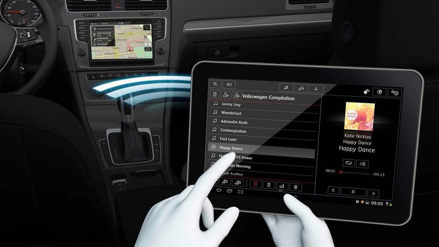 New VW App Lets Passengers Choose The Tunes