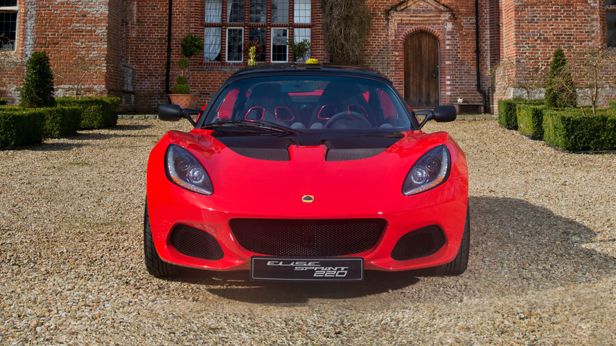 2017 Lotus Elise Sprint first drive