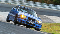 BMW M3 E36 Record Nurburgring