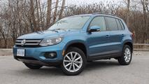 2017 Volkswagen Tiguan Review: So German It Hurts