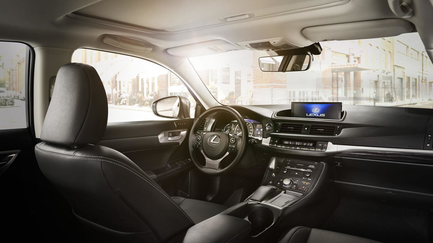 2018 Lexus CT 200h