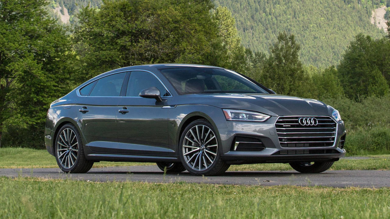 2018 audi a5 sportback first drive photos. Black Bedroom Furniture Sets. Home Design Ideas