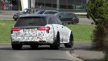 Olası Mercedes-AMG E63 R Wagon casus fotoğrafları