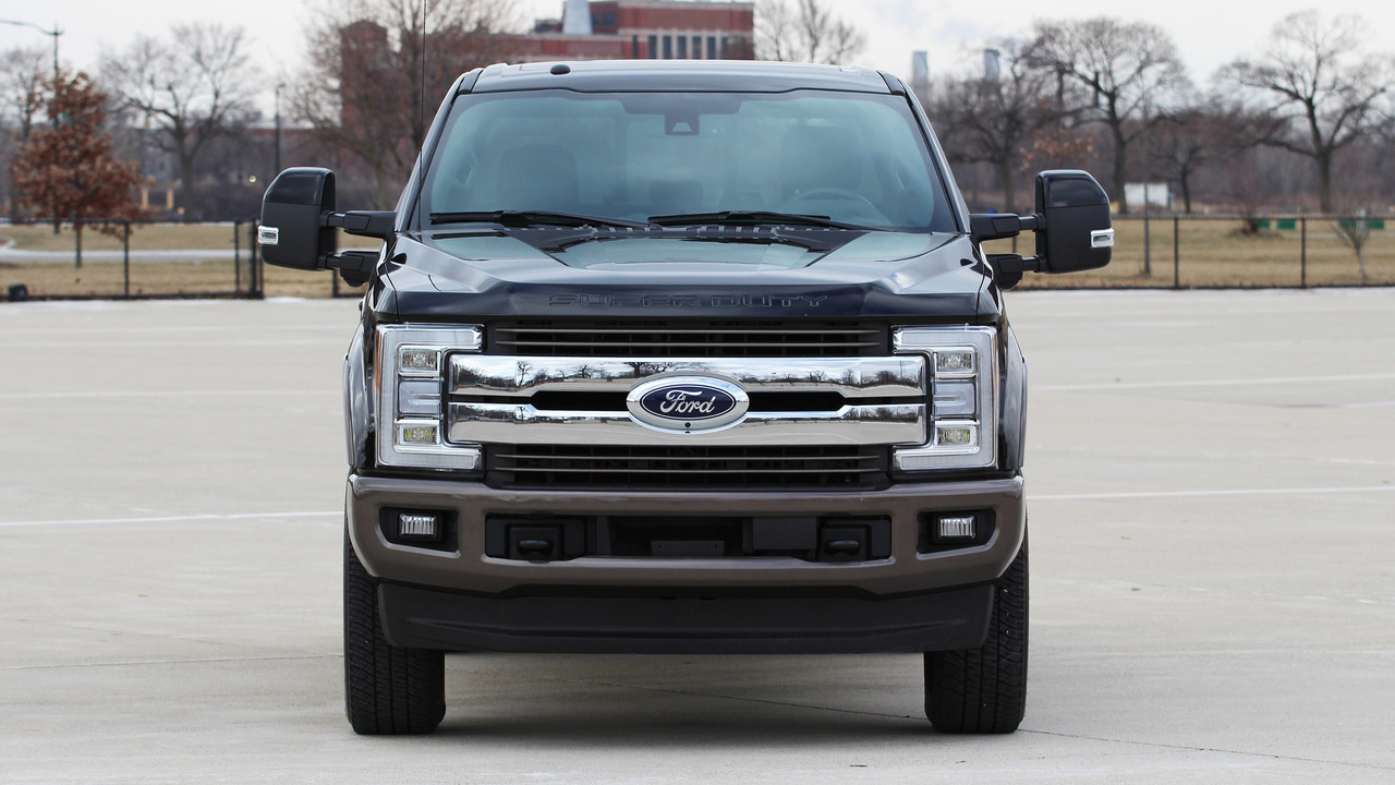 2017 ford f 250 super duty review rockin the ranch not. Black Bedroom Furniture Sets. Home Design Ideas
