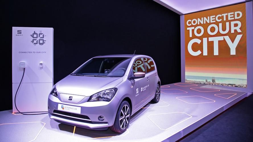 SEAT - Une voiture électrique baptisée Born ?
