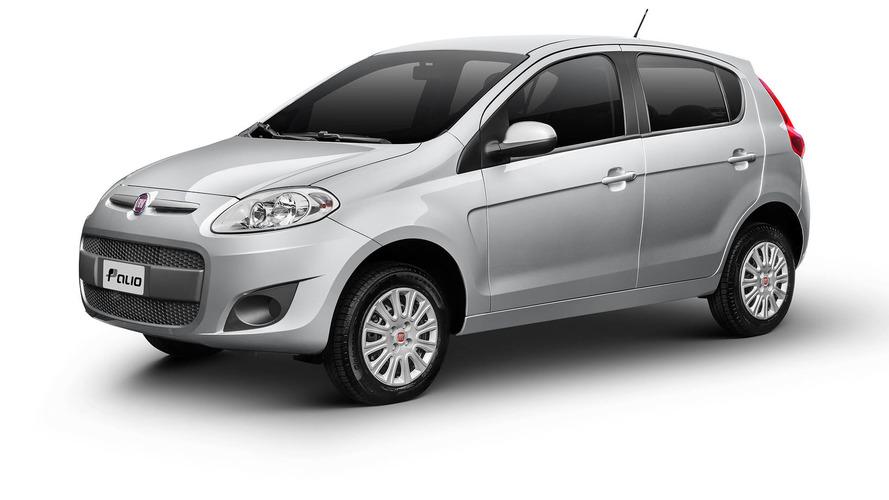 Vendas de populares – Fiat Palio tem pior resultado em mais de 15 anos