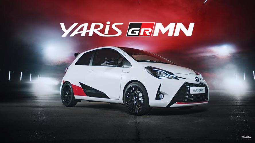 Toyota ne prévoit que 400 Yaris GRMN pour l'Europe