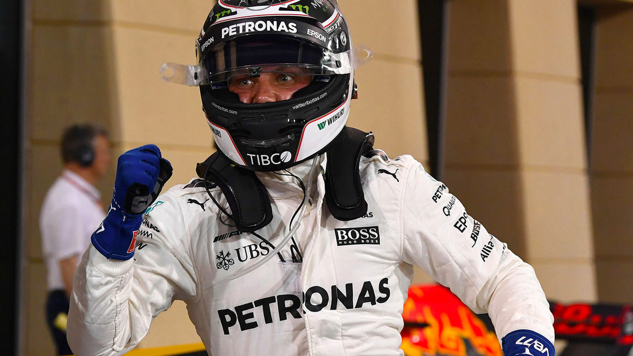 Ganador de la pole: Valtteri Bottas, Mercedes AMG